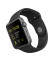 Apple Умные часы Watch Sport 42mm with Black Sport Band MJ3T2RU A