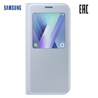 Samsung S View Standing Cover для Galaxy A7 (2017)