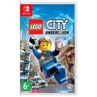 Switch игра Nintendo Lego City Undercover Switch