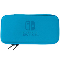 Hori Slim Hard Blue д/Nintendo Switch Lite (NS2-012U)