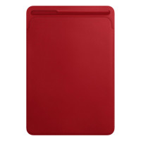 "Apple Leather Sleeve 10.5"" iPad Pro (PRODUCT)RED"
