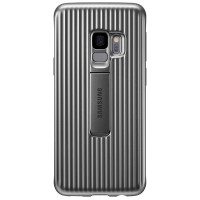 Protective S.Cover для Samsung Galaxy S9, Silver