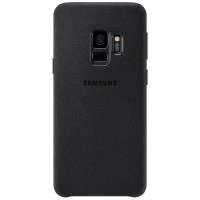 Alcantara Cover для Samsung Galaxy S9, Black