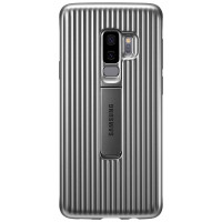 Protective S.Cover для Samsung Galaxy S9+, Silver