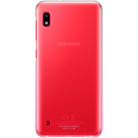 Samsung Gradation Cover д/Galaxy A10, Pink