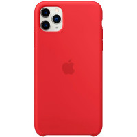 Apple iPhone 11 Pro Max Silicone Case (PRODUCT)RED