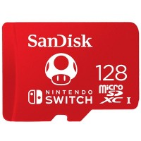 SanDisk 128GB for Nintendo Switch (SDSQXAO-128G-GNCZN)