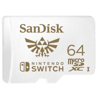 SanDisk 64GB for Nintendo Switch (SDSQXAT-064G-GNCZN)