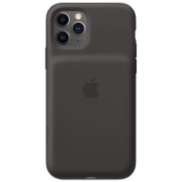 Apple iPhone 11 Pro Max Smart Battery Case WLChrg Black