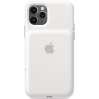 Apple iPhone 11 Pro Max Smart Battery Case WLChrg White