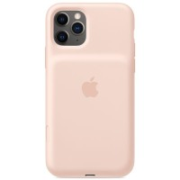 Apple iPhone 11 Pro Max Smart Battery Case WLChrg PinkS