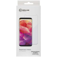 Red Line для Samsung Galaxy J8 (2018), tempered glass