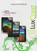 Luxcase защитная пленка для Apple iPad Air/Air 2, суперпрозрачная