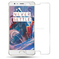 Glass Pro для OnePlus 3 Full Screen 3D Прозрачное