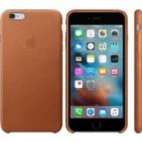Apple iPhone 6 Plus-6s Plus Leather Case Saddle Brown (MKXC2ZM/A)