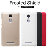 NILLKIN Super Frosted Shield для Xiaomi Redmi Note 3 Pro (белый)