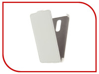 Аксессуар Чехол Lenovo Vibe X3 Activ Flip Case Leather White 58524
