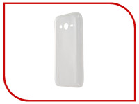 Аксессуар Чехол Samsung Galaxy Core 2 SM-G355 Krutoff Transparent 11473
