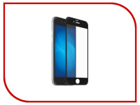 Аксессуар Защитное стекло Red Line Full Screen Tempered Glass для APPLE iPhone 7 Plus 5.5 Black УТ000009980