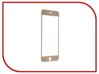 Аксессуар Защитное стекло Red Line Full Screen Tempered Glass Matte для APPLE iPhone 7 Plus 5.5 Gold
