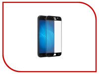 Аксессуар Защитное стекло Samsung Galaxy A5 A5200 2017 Ainy Full Screen Cover 3D 0.2mm Black