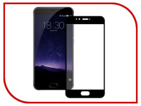Аксессуар Защитное стекло Meizu MX6 Zibelino TG Full Screen Black 0.33mm 2.5D ZTG-FS-MEI-MX6-BLK