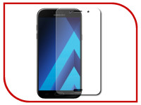 Аксессуар Защитное стекло Samsung Galaxy A3 2017 SM-A320F Krutoff Group 3D full clear 20236
