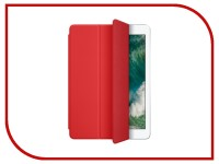 Аксессуар Чехол APPLE iPad / iPad Air 2 Smart Cover Red MQ4N2ZM/A