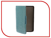 Аксессуар Чехол for PocketBook 614/615/624/625/626 TehnoRim Slim Turquoise TR-PB626-SL01BLU