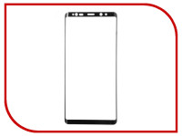 Аксессуар Защитное стекло Samsung Galaxy Note 8 Ainy Full Screen Cover 3D 0.2mm Black
