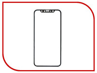 Аксессуар Защитное стекло для APPLE iPhone X / XS Red Line Full Screen Tempered Glass Black УТ000012297