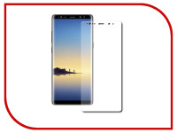 Аксессуар Защитное стекло Samsung Galaxy Note 8 Zibelino TG 4D 0.33mm Transparent ZTG-4D-SAM-NOT8-TRN