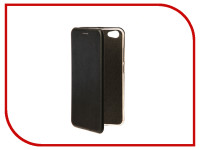 Аксессуар Чехол Xiaomi Redmi Note 5A Zibelino Cover Back Elegant Black ZB-XIA-RDM-NOT5A-BLK
