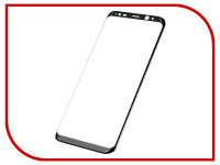 Аксессуар Защитное стекло Samsung Galaxy S8 Plus SM-G955 Activ 3D Full cover Black 70167