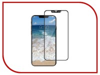 Аксессуар Защитное стекло для APPLE iPhone X / Xs Ainy Full Screen Cover 5D 0.2mm Black AF-A1103A