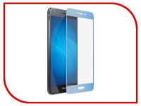 Аксессуар Защитное стекло для Huawei Ascend P8 Lite 2017 Ainy Full Screen Cover 0.33mm Blue AG-Hb023F
