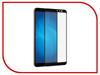 Аксессуар Защитный экран для Samsung Galaxy A6 2018 Red Line Full Screen Tempered Glass Full Glue Black УТ000015988