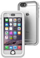 Catalyst Waterproof (CATIPHO6WHT) - водонепроницаемый чехол для iPhone 6/6S (White//Light Gray)